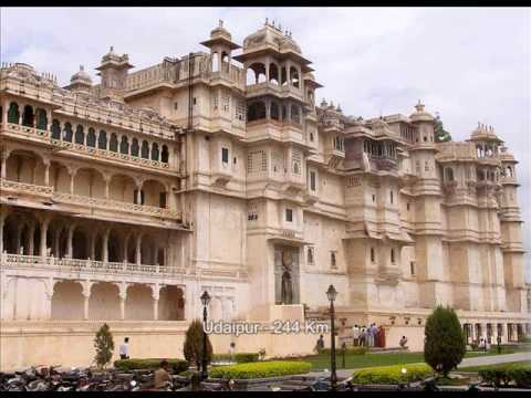 List of all tourist attraction in India