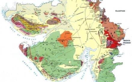 Gujarat mines & minerals