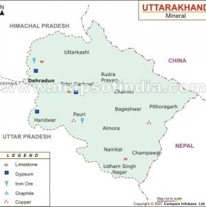 Uttranchal Minerals
