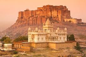 Mehrangarh fort (Jodhpur)-