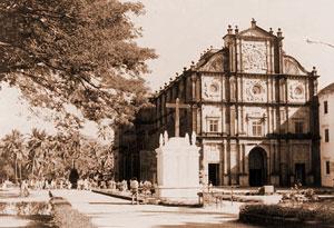 Goa History