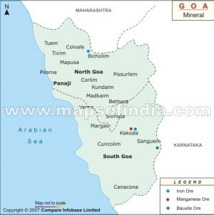 Goa Minerals