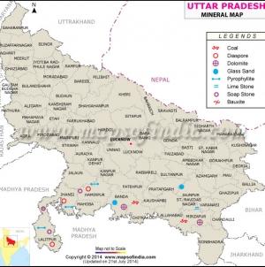 Uttar Pradesh Minerals
