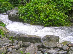 Leimarang-waterfall