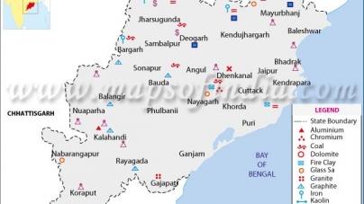 Odisha Minerals
