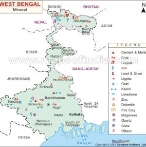 West Bengal Minerals