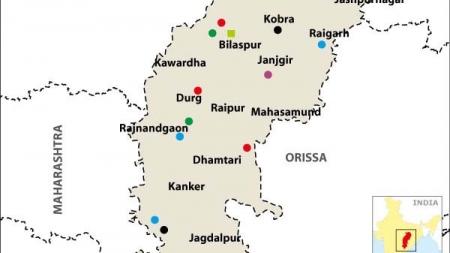 Chhattisgarh Minerals