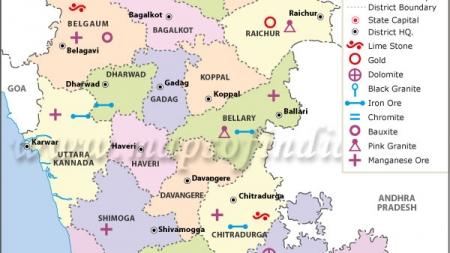 Karnataka Minerals