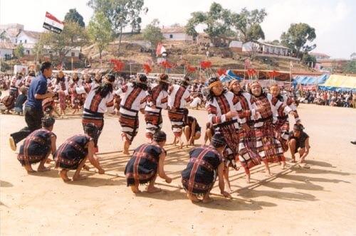Mizoram Culture
